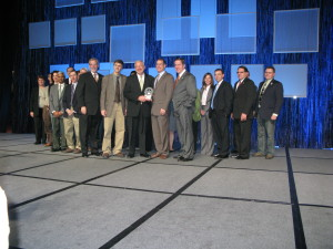 SyracuseCoE received the 2010 U.S. Green Building Council Leadership Award.