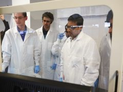 Photo from Syracuse Center of Excellence Combustion & Energy Research Lab