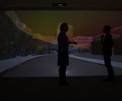Photo from Syracuse Center of Excellence Interactive Design and Visualization Lab