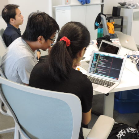 Photo from TEChack Hack-A-Thon Hackathon COE Syrcause Center of Excellence 2016