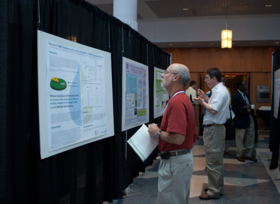 Photo of Poster Engagement