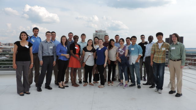 2014 Industry Collaboration Summer Interns